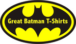 Great Batman T-Shirts