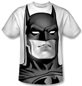 Huge Batman Head Shot T-Shirt